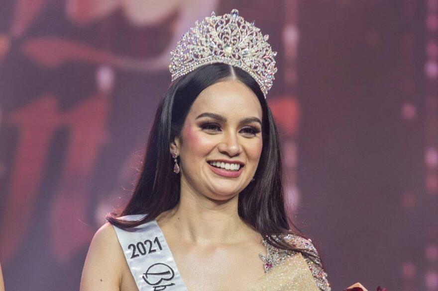 Hannah Arnold is Binibining Pilipinas International 2021